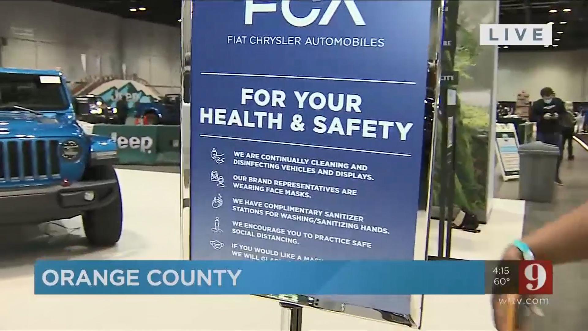 WFTV | Orlando Auto Show Safety