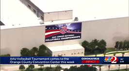WESH 2 OCCC and AAU Nationals