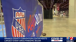 WESH | Largest Event Hosted