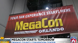 WKMG | MegaCon at the OCCC
