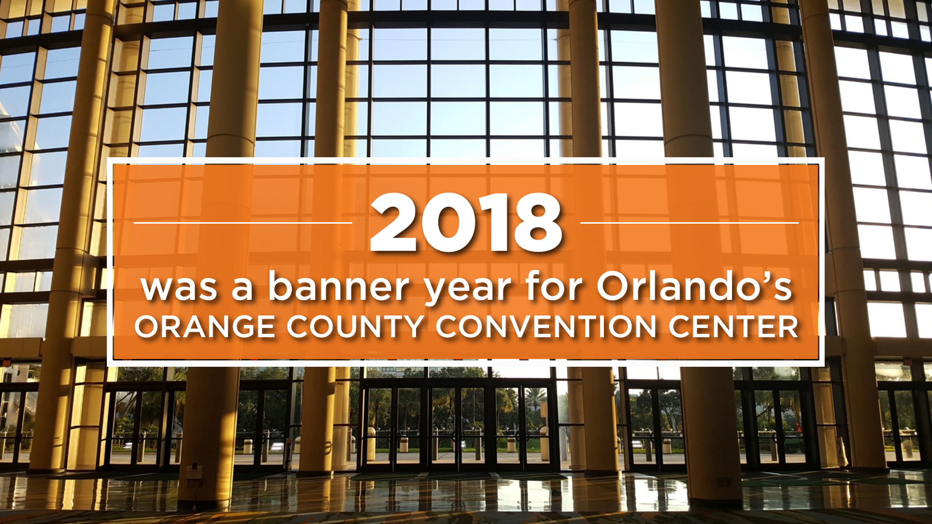 Year-in-Review: OCCC wraps up another banner year