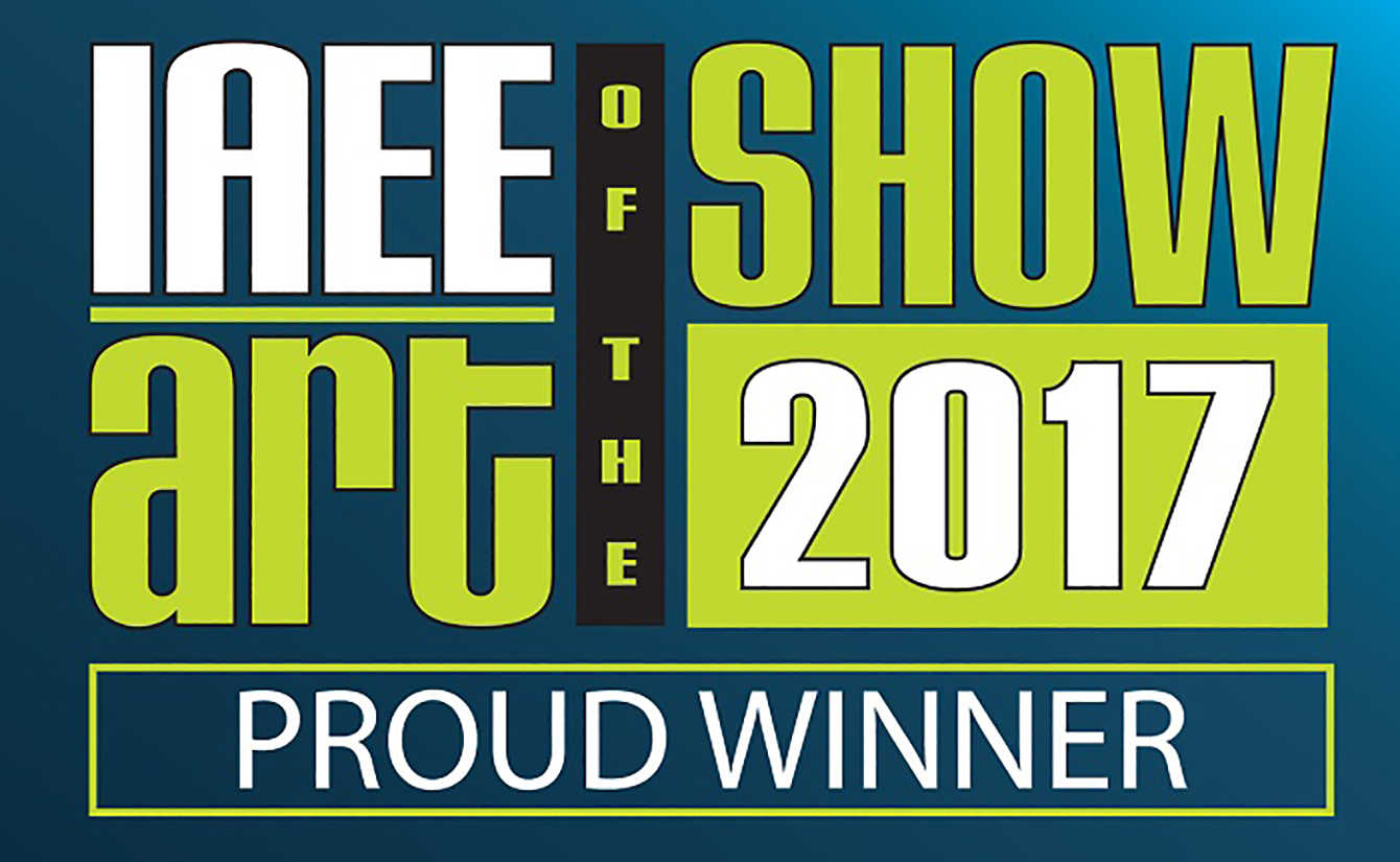 OCCC awarded International Association of Exhibitions & Events (IAEE) Art of Show Award for 2017