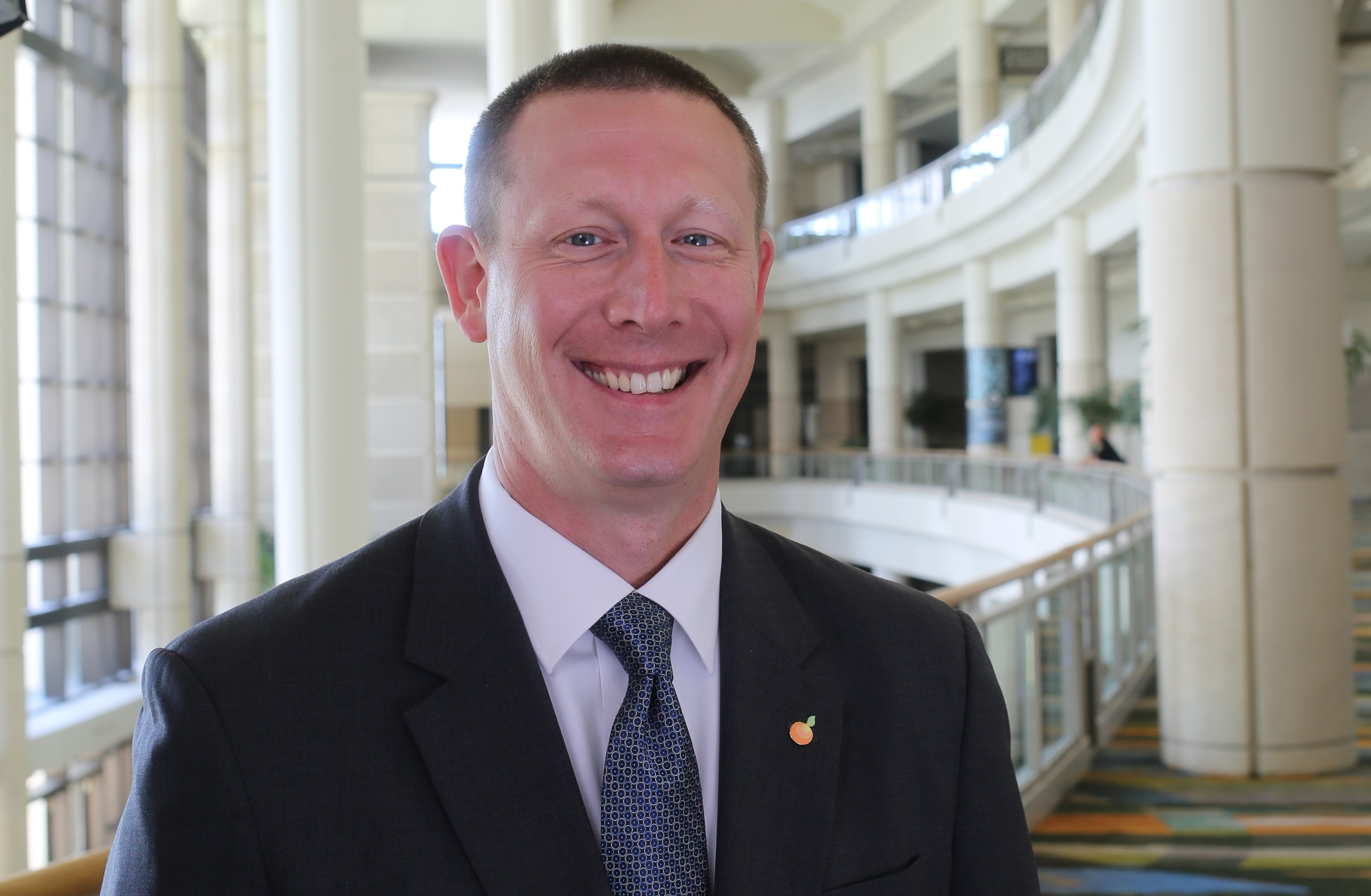 David Ingram Appointed Acting Executive Director of Orange County Convention Center