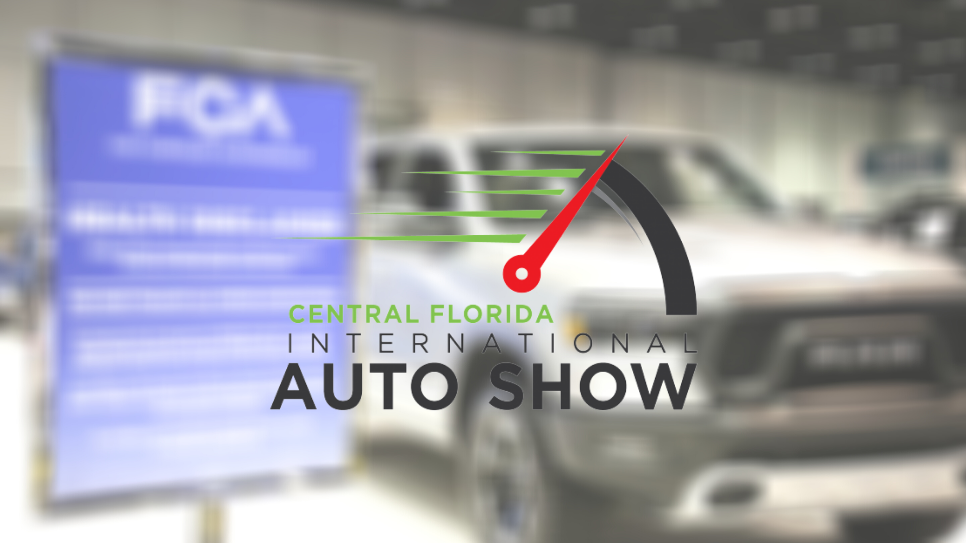 Model for Meeting Safely at the Orange County Convention Center: The Central Florida International Auto Show