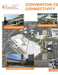 Convention Center District Connectivity Map PDF cover
