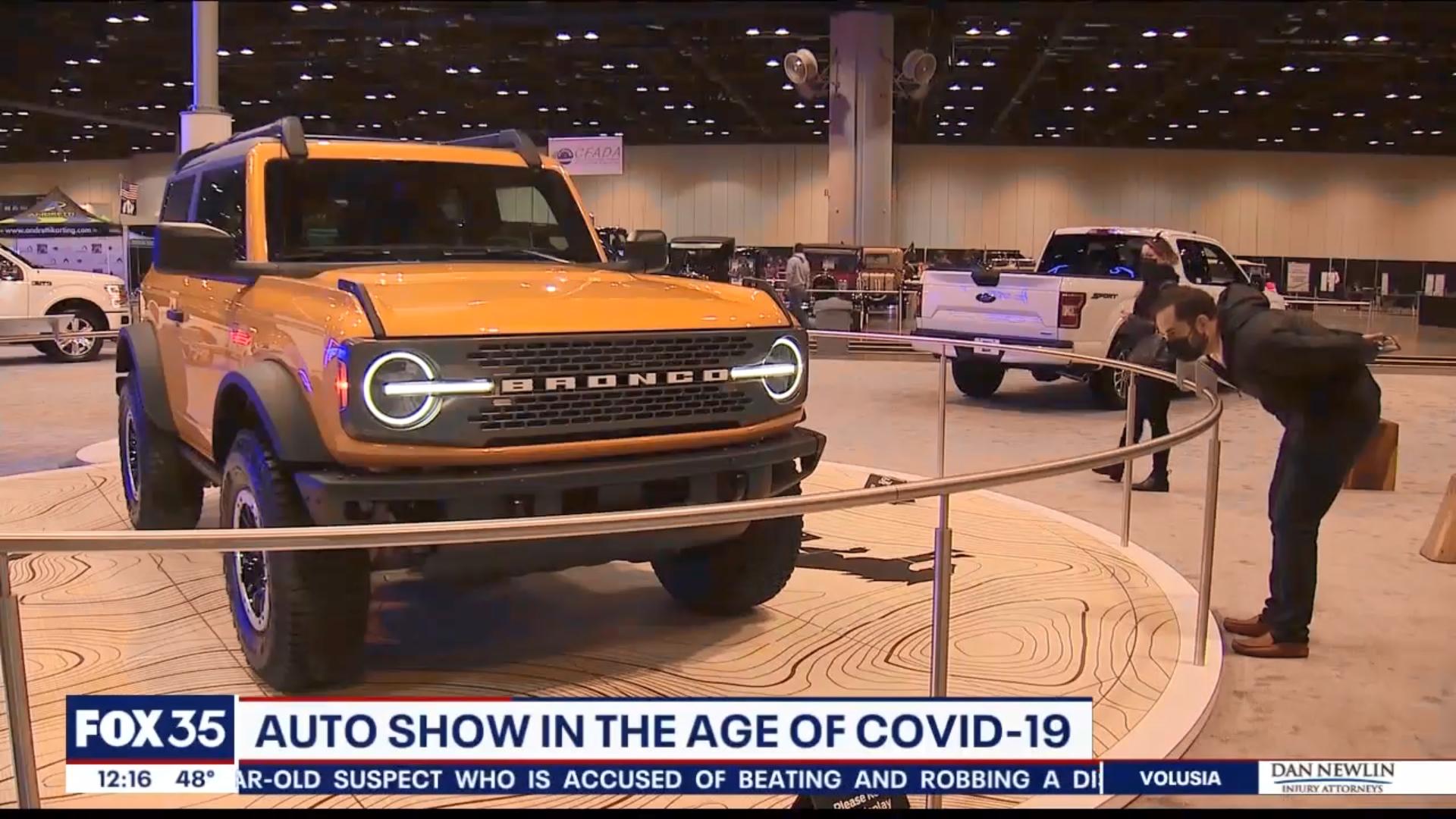 Fox 35 | Orlando Auto Show