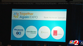 WESH 2 | Together Again Expo