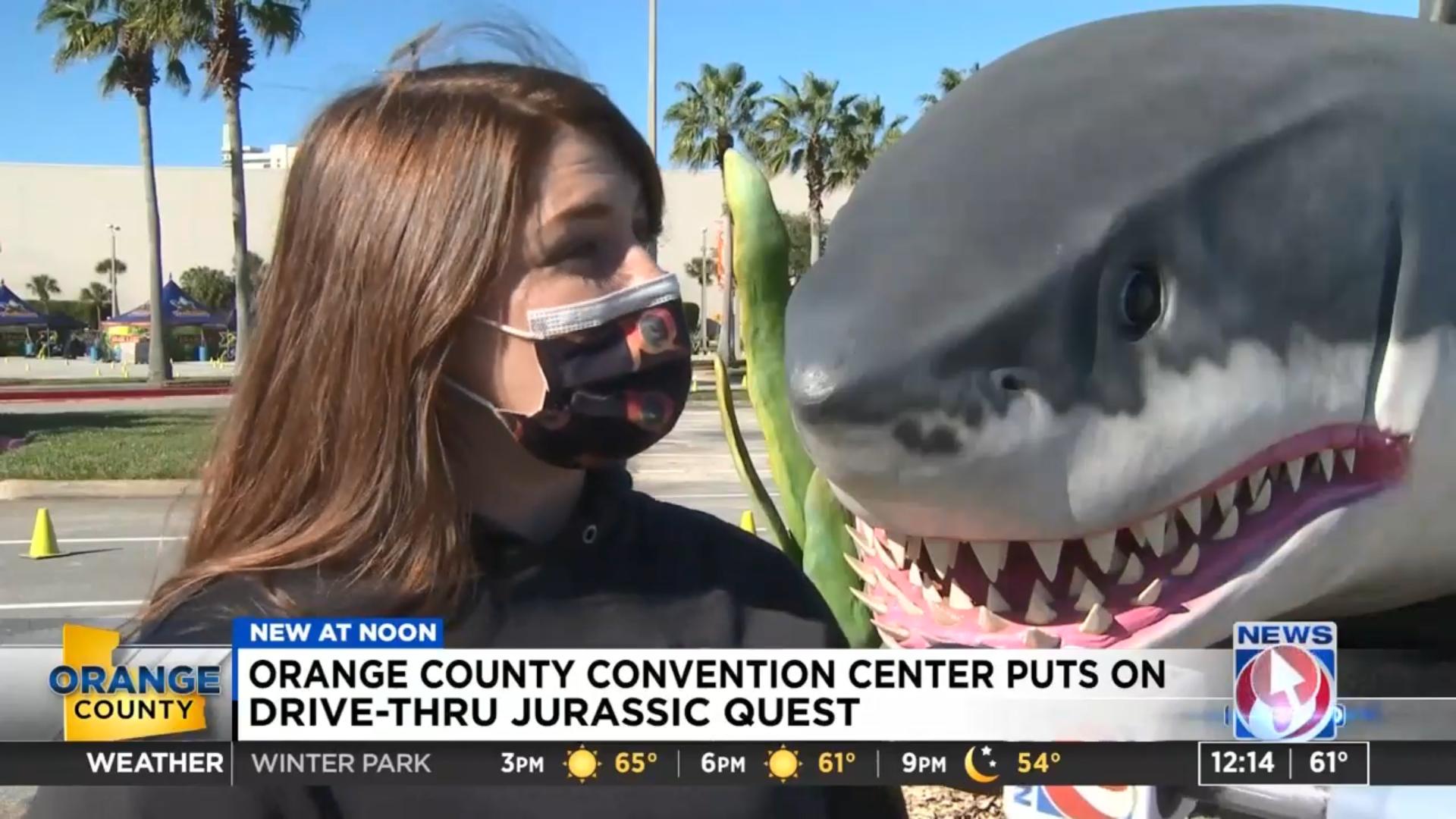 News 6 | Jurassic Quest