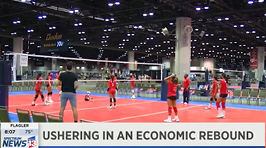 News 13 | OCCC AAU Tournament
