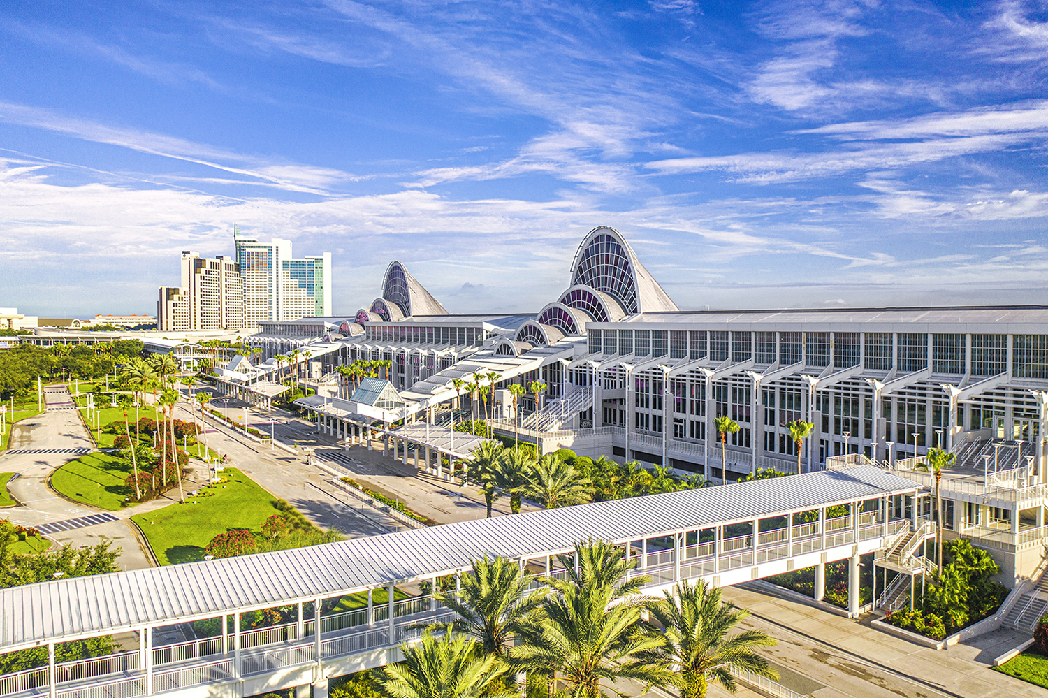 Orange County Convention Center Recognized as a Best Southeast US Convention  Center by Prevue Meeting & Incentives Magazine - Press Releases | Orange  County Convention Center