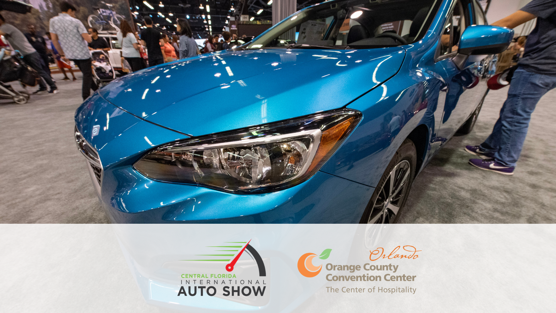 Orange County Convention Center To Host 2021-Model Central Florida International Auto Show With Appropriate Health And Safety Protocols In Place