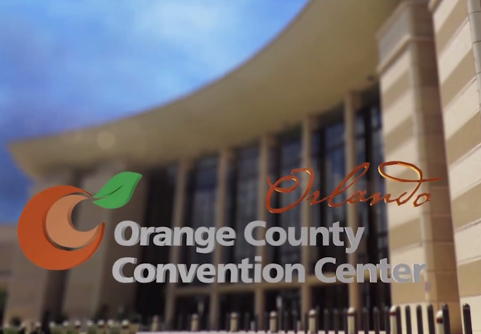 Orange County Convention Center Orlando Florida